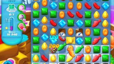 Candy Crush Soda Saga Level 1042 (3 Stars)