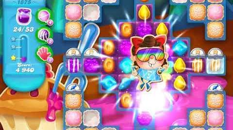 Candy Crush Soda Saga Level 1875
