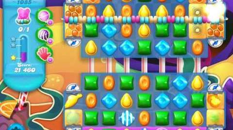 Candy Crush Soda Saga Level 1085 (3 Stars)
