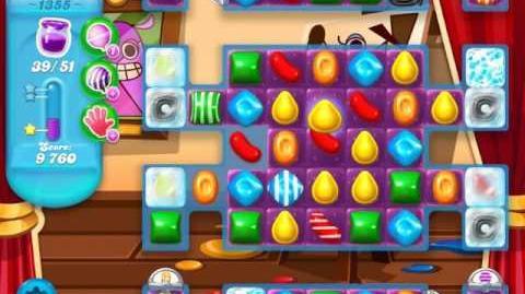 Candy Crush Soda Saga Level 1355 (3 Stars)