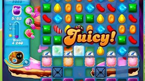 Candy Crush Soda Saga Level 2060 **