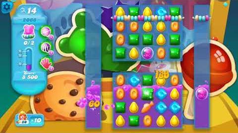 Candy Crush Soda Saga Level 2066