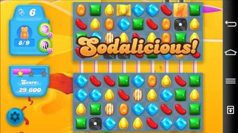 Candy Crush Soda Saga Level 251 (3 Stars)