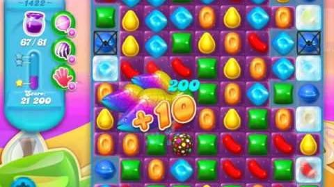 Candy Crush Soda Saga Level 1422