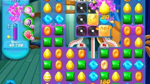 Candy Crush Soda Saga Level 1850 (3 Stars)