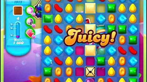 Candy Crush Soda Saga Level 1913 * NO BOOSTERS