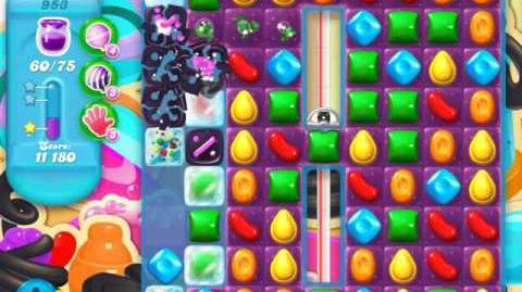 Candy Crush Soda Saga Level 953 (3rd version)