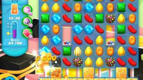 Candy Crush Soda Saga Level 979-0