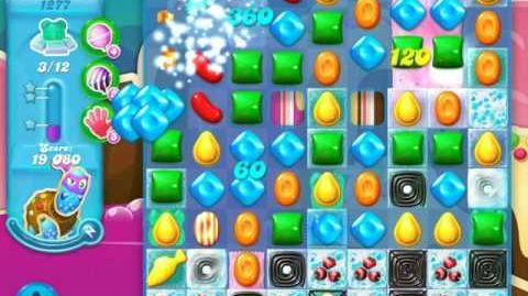 Candy Crush Soda Saga Level 1277 (5th version)