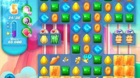 Candy Crush Soda Saga Level 1463 (5th version)
