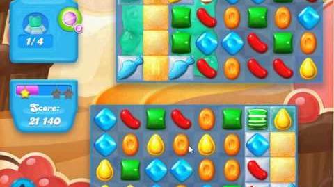 Candy Crush Soda Saga Level 101 (3 Stars)