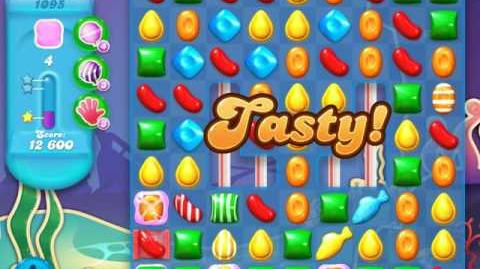 Candy Crush Soda Saga Level 1095 (buffed, 3 Stars)