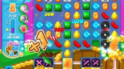 Candy Crush Soda Saga Level 1553 (3 Stars)