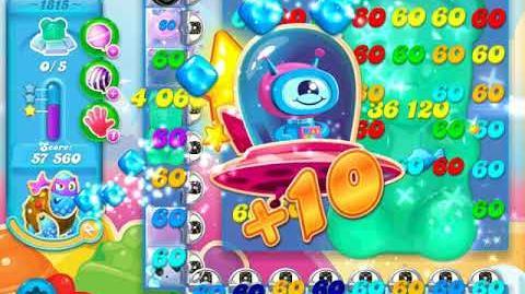 Candy Crush Soda Saga Level 1815 (3 Stars)