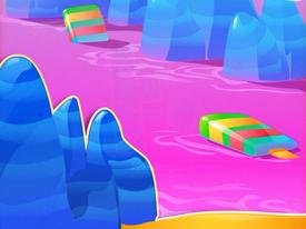 Ice Pop Pools background