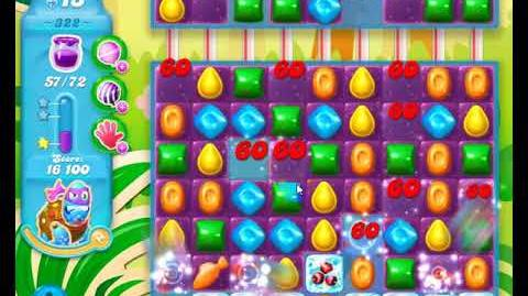 Candy Crush Friends Group SODA Level 322 3Stars Update 291017