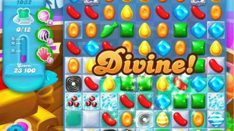 Candy Crush Soda Saga Level 1032 (4th version, 3 Stars)