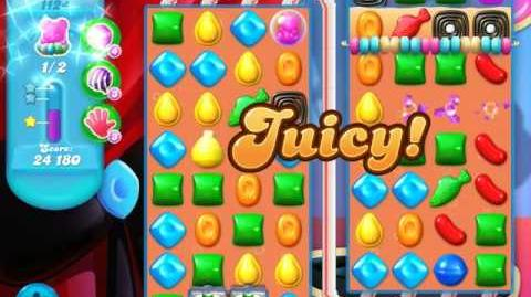 Candy Crush Soda Saga Level 1124 (3 Stars)