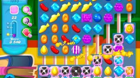 Candy Crush Soda Saga Level 1693 (3 Stars)