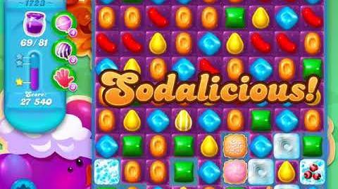 Candy Crush Soda Saga Level 1723 (buffed, 3 Stars)