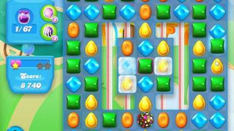 Candy Crush Soda Saga Level 264 (3 Stars)