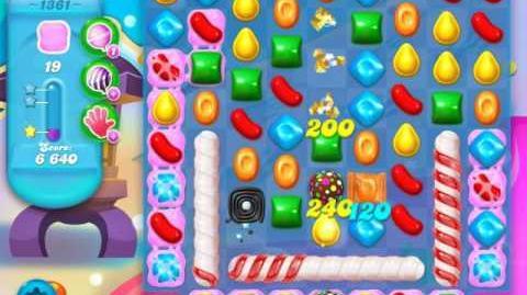 Candy Crush Soda Saga Level 1361 (3 Stars)