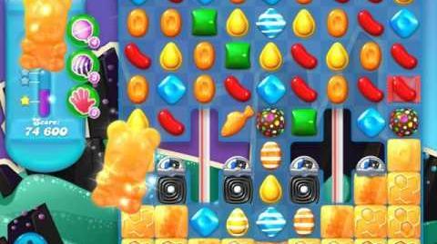 Candy Crush Soda Saga Level 805 (3 Stars)