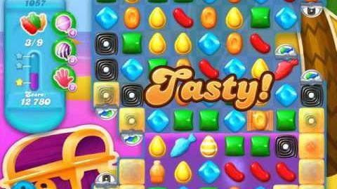Candy Crush Soda Saga Level 1057 (2nd buffed)