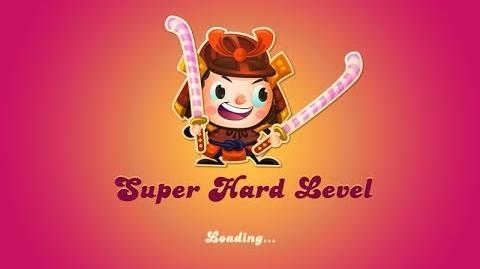 Candy Crush Soda Saga Level 185 (4th version)