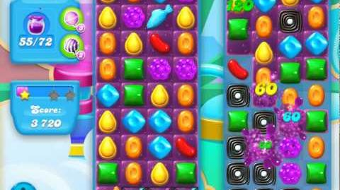 Candy Crush Soda Saga Level 288 (3 Stars)