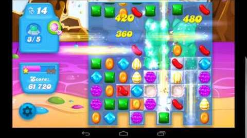 Candy Crush Soda Saga Level 29 - 3 Star Walkthrough