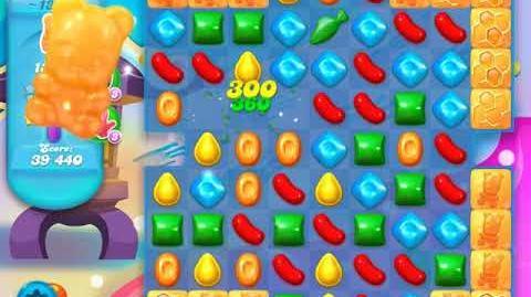 Candy Crush Soda Saga Level 1367 (6th version, 3 Stars)