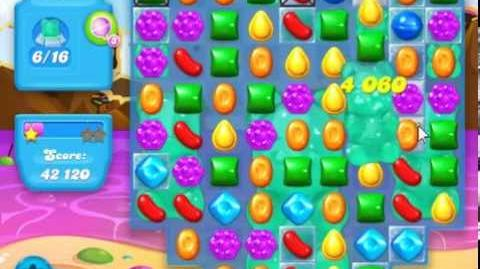 Candy Crush Soda Saga Level 18-0
