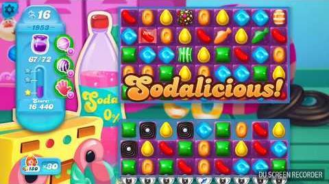 Candy Crush Soda Saga Level 1953