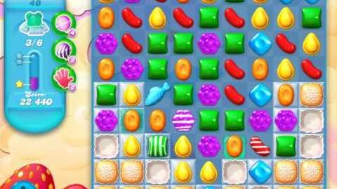 Candy Crush Soda Saga Level 40 (4th version)