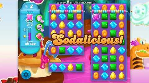 CANDY CRUSH SODA Saga Level 1883-1884-1885 ★★★