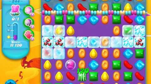 Candy Crush Soda Saga Level 244 (buffed, 3 Stars)
