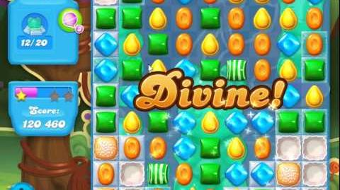 Candy Crush Soda Saga Level 8 (2nd nerfed)