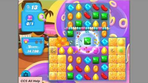 Candy Crush SODA SAGA level 112 No Boosters