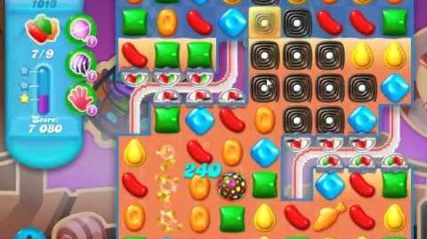 Candy Crush Soda Saga Level 1013 - NO BOOSTERS