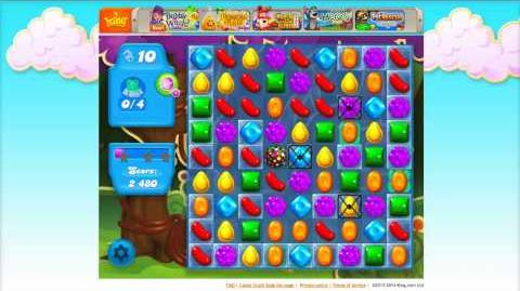 Candy Crush Soda Saga Level 7