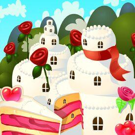 Red Velvet Villa background