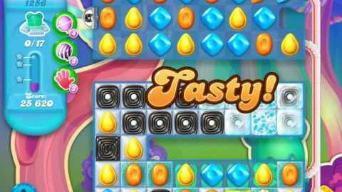Candy Crush Soda Saga Level 1256