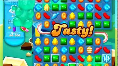 Candy Crush Soda Saga Level 2029 *