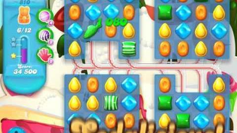 Candy Crush Soda Saga Level 810 (3 Stars)