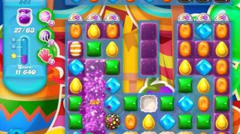Candy Crush Soda Saga Level 862 (5th version)
