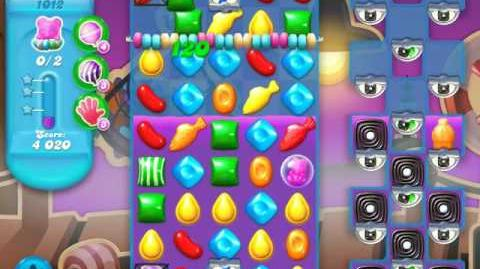 Candy Crush Soda Saga Level 1012 (5th version)