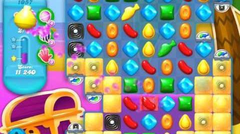 Candy Crush Soda Saga Level 1057 (10th version)