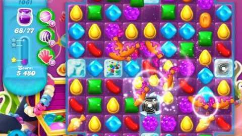 Candy Crush Soda Saga Level 1061 (4th version)
