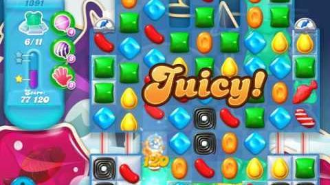 Candy Crush Soda Saga Level 1391 (2nd nerfed)